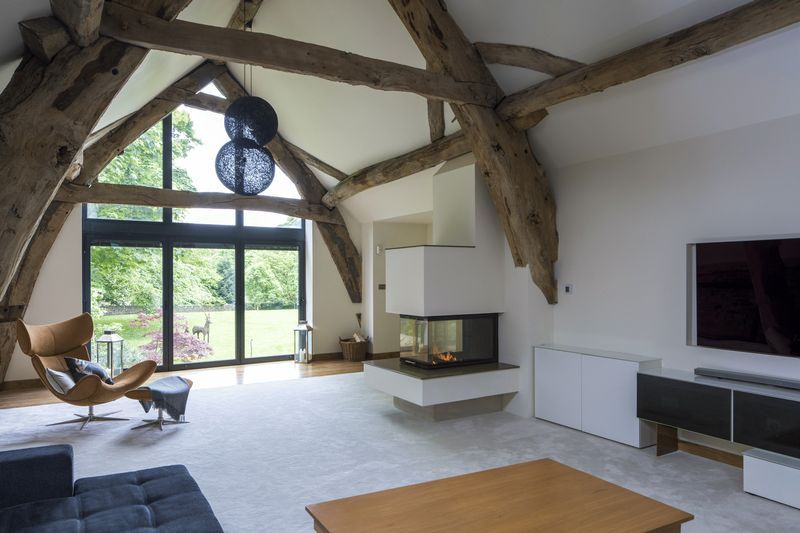 West Yorkshire contemporary architect
